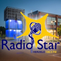 Logo of radio station Radio Star Herzele 106.5