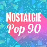 Logo de la radio Nostalgie - Pop 90