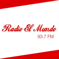 Logo of radio station Radio El Mundo - 93.7 FM