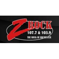 Logo of radio station KDZZ ZRock