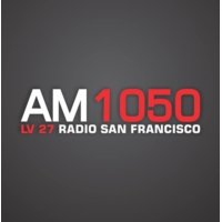 Logo of radio station AM 1050 LV 27 Radio San Francisco