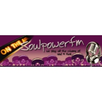 Logo of radio station SOULPOWERfm