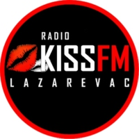 Logo of radio station Radio Kiss FM Lazarevac