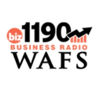 Logo of radio station WAFS Biz 1190