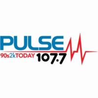 Logo of radio station CISF-FM 107.7 Pulse FM Radio