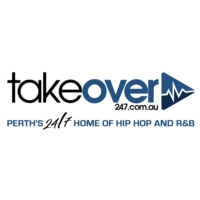 Logo of radio station Takeover247