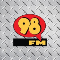 Logo of radio station 98 FM
