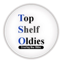Logo of radio station Top Shelf Oldies
