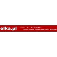 Logo of radio station Radio Elka Leszno