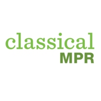 Logo of radio station KSJN Classical MPR