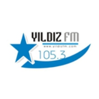 Logo of radio station Yildiz FM