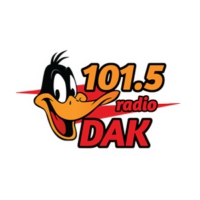 Logo of radio station Radio DAK 101.5