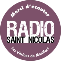 Logo of radio station Radio Saint Nicolas Montfort
