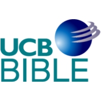 Logo of radio station UCB Bible