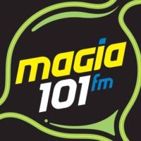 Logo de la radio Magia 101 fm