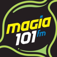 Logo of radio station Magia 101 fm