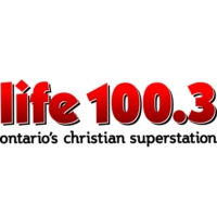 Logo of radio station LIFE 100.3