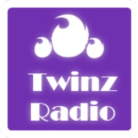 Logo of radio station TwinzRadio
