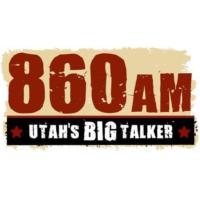 Logo of radio station KKAT 860 AM