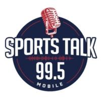 Logo of radio station WRKH Sports Talk 99.5