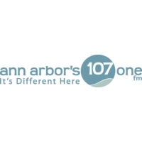 Logo of radio station WQKL ann arbor's 107.1