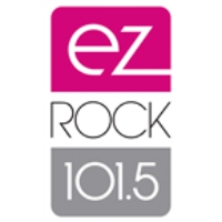 Logo of radio station EZ Rock 101.5