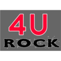 Logo of radio station 4U radios - Rock 70s Flower