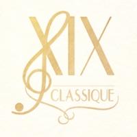 Logo of radio station Classique XIX