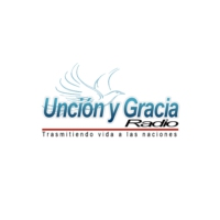 Logo de la radio Unción y Gracia Radio