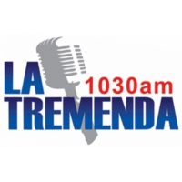 Logo of radio station XESDD La Tremenda 1030AM
