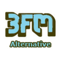 Logo of radio station 3FM Alternative