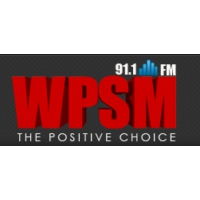 Logo of radio station WPSM 91.1 FM