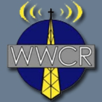 Logo of radio station WWCR 1