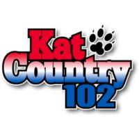 Logo of radio station KATP Kat Country 102.0 FM