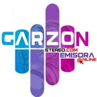 Logo of radio station Garzón Stereo