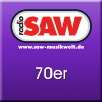 Logo of radio station radio SAW - 70er