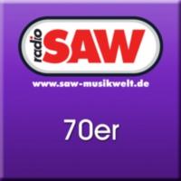 Logo de la radio radio SAW - 70er