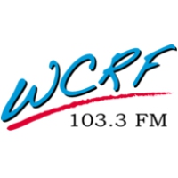 Logo of radio station WCRF Moody Broadcasting Network 103.3 FM