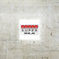 Logo of radio station Super FM 92.6 FM