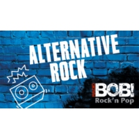 Logo of radio station Radio BOB! Alternativ Rock