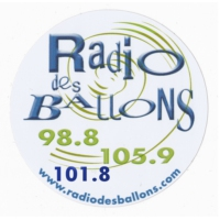 Logo of radio station Radio des Ballons
