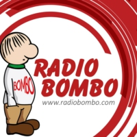 Logo of radio station Radio Bombo