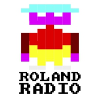 Logo of radio station Roland Radio