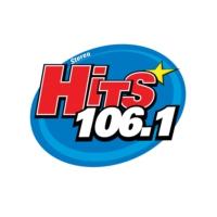 Logo of radio station Hits 106.1 FM