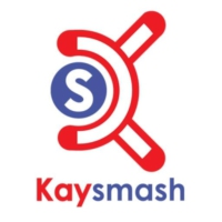 Logo of radio station kaysmash
