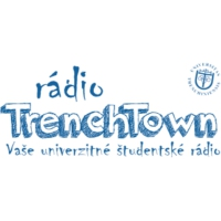 Logo of radio station Rádio Trench Town