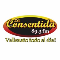 Logo of radio station La Consentida 89.3 fm