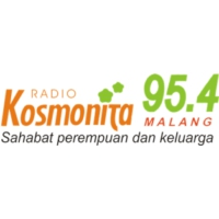 Logo of radio station Radio Kosmonita Malang
