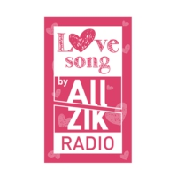 Logo of radio station Allzic Love Song