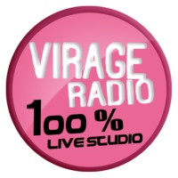 Logo of radio station Virage Radio 100% Live Studio